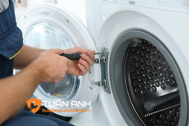 Sửa máy giặt tại nhà